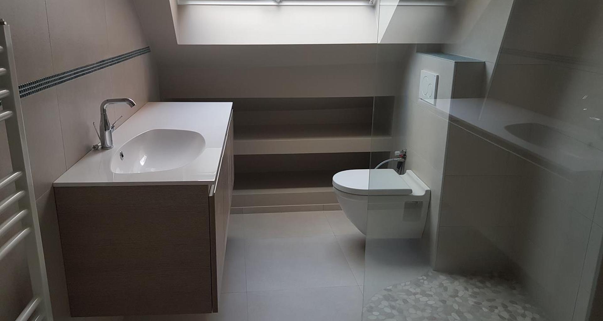 Rénovation salle de bain Bruxelles 1